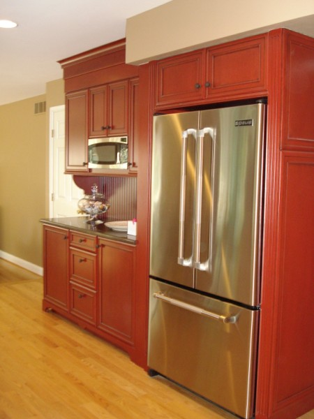 Counter Depth French Door Refrigerator Stainless